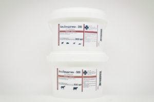 Альбендатим-200; -500 (таблетки)