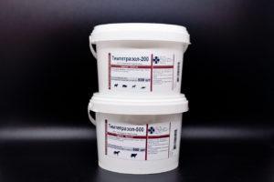Тимтетразол-200;-500 (таблетки)