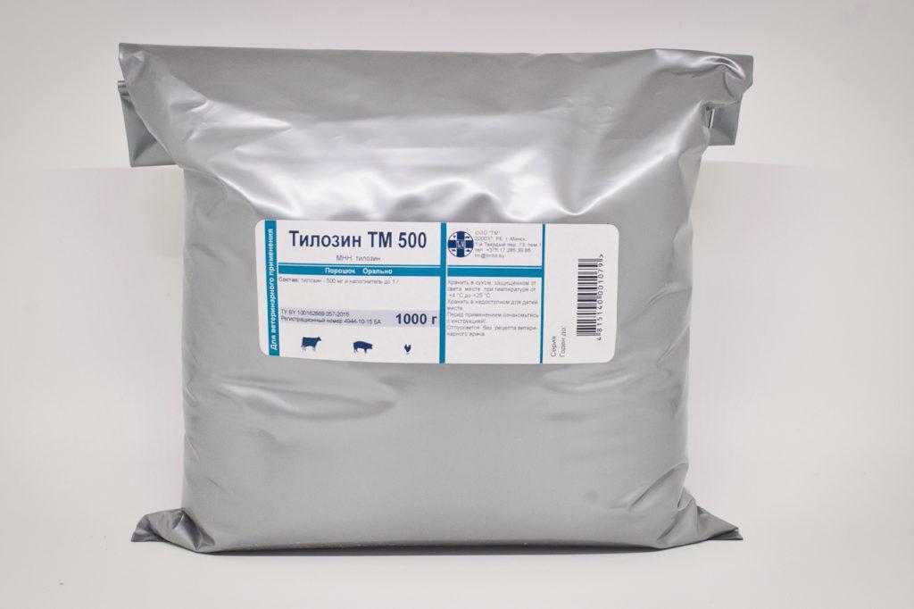 Тилозин-ТМ 500